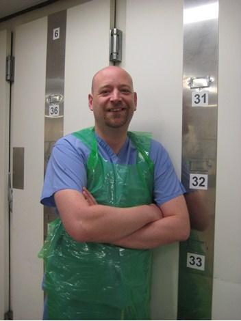 Dr Julian Burton